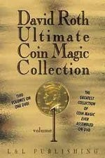 The Ultimate Coin Magic Collection Volume 1 with David Roth
