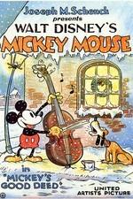 Mickey's Good Deed