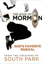 The Book of Mormon Live on Broadway