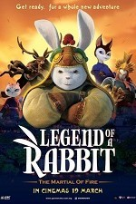 Legend of a Rabbit The Martial of Fire